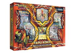 Shiny Tapu Koko GX Collection